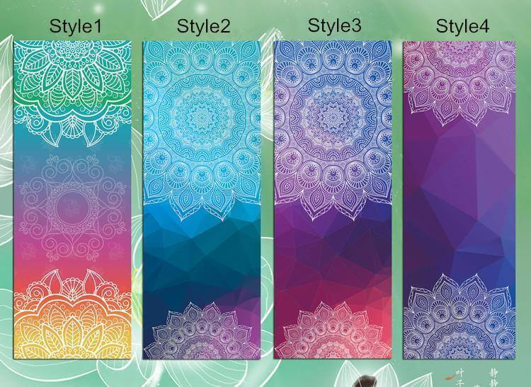 How To Choose A Yoga Mat For Beginners Yoga Mandala Shop