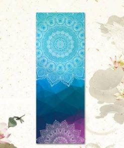 Yoga Mat Mandala