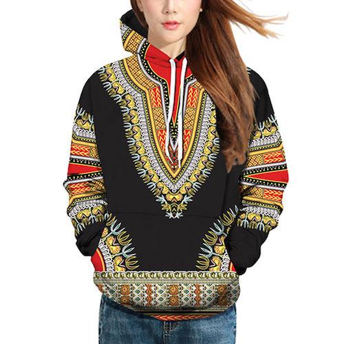 African Sweatshirt