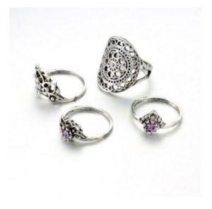 Mandala Rings
