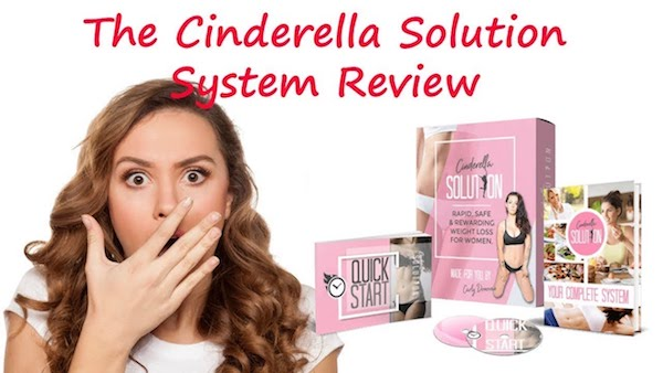 Cinderella Solution  Diet For Cheap Ebay