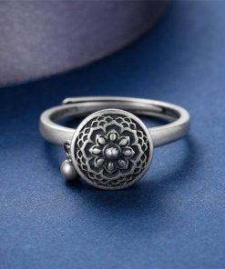 Tibetan Spinning Ring