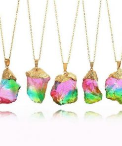 watermelon tourmaline jewellery