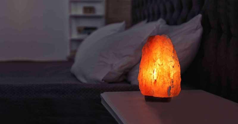 Himalayan Salt Lamps To Improve Air Quality