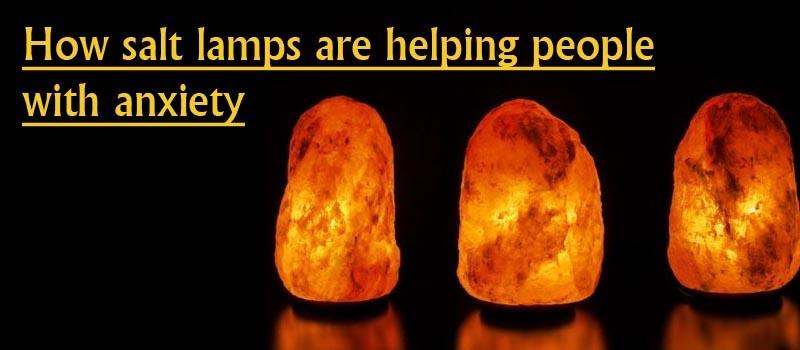 Himalayan Salt Lamp For Anxiety